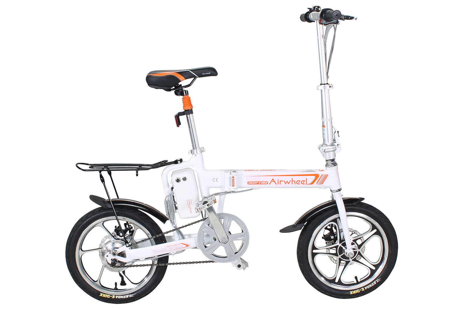 Airwheel R5 Faltbares E Bike Aluminium Klapprad
