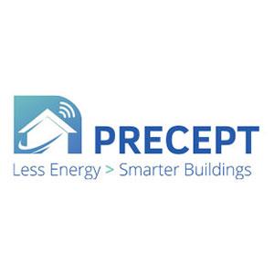 Logo PRECEPT Proyectos de desarrollo