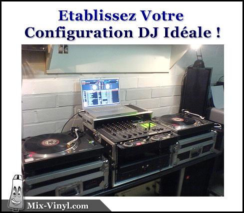 configuration dj