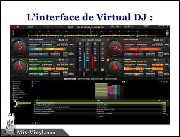 logiciel virtual dj