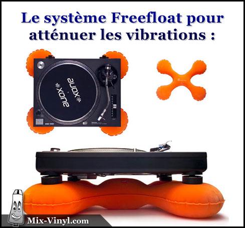 freefloat platine vinyle