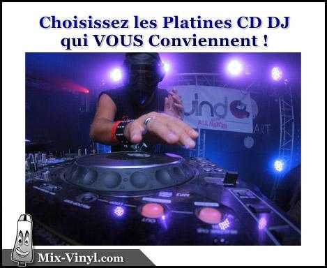 platine cd dj