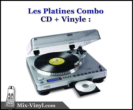 platine cd vinyle