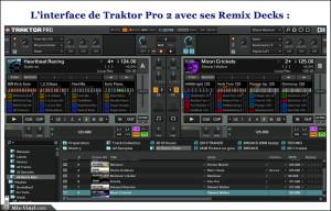 traktor pro 2 remix deck
