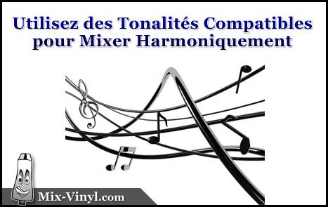 Tutoriel Mix Harmonique