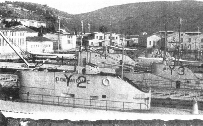 Υποβρύχιο Παπανικολής. Τα σιωπηλά Χριστούγεννα του ΄40 που λάβωσαν τους Ιταλούς. Έριξαν 85 βόμβες βυθού και δεν το πέτυχε ούτε μία!