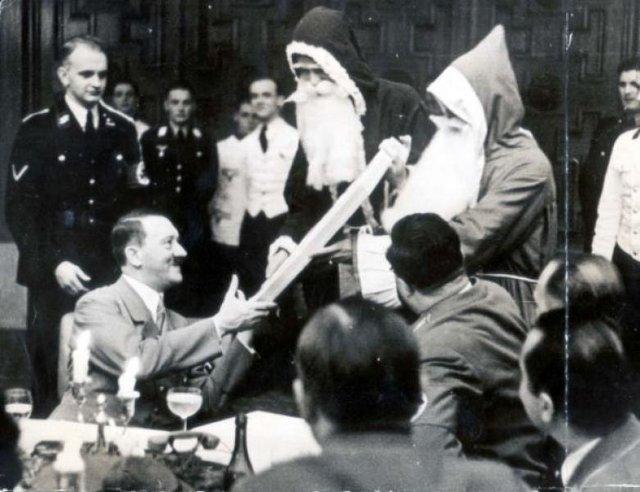 Η προσπάθεια του Χίτλερ να μεταλλάξει τα Χριστούγεννα, για να μη γιορτάζει την ειρήνη και τη γέννηση ενός Εβραίου!