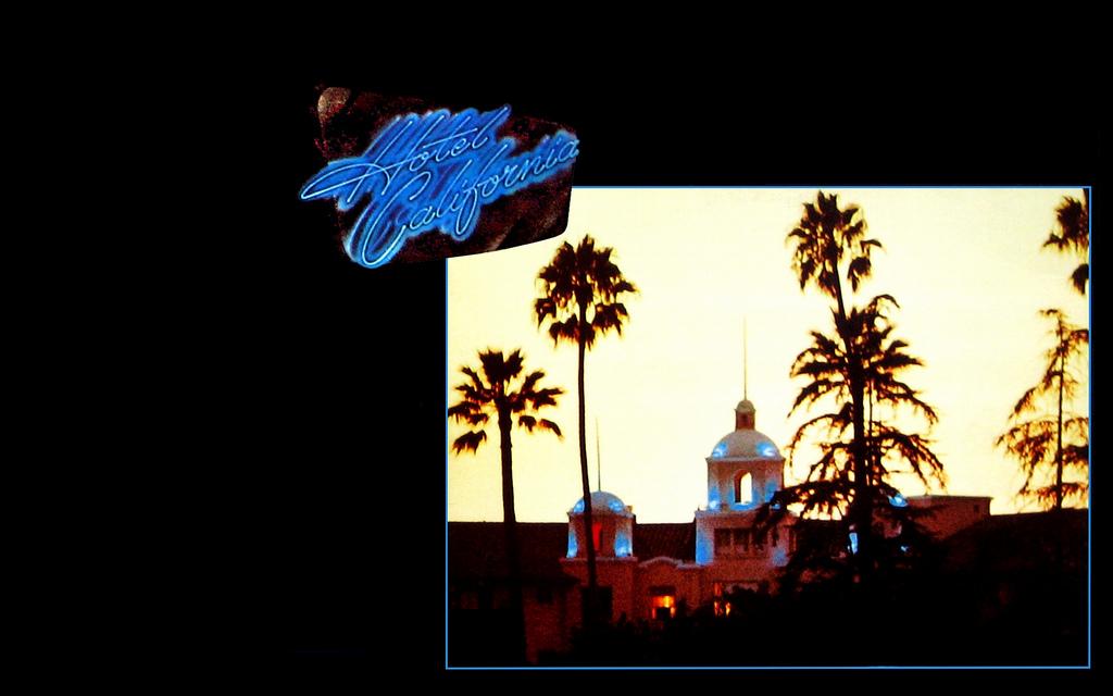 """""""Hotel California"""". Το σπουδαίο τραγούδι των """"Eagles"""" που κατηγορήθηκε ως ύμνος στον σατανά. Τι  απάντησε το συγκρότημα για το """"σατανικό εξώφυλλο"""""""