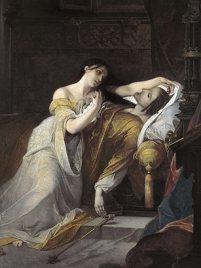 Η Ιωάννα θρηνεί το θάνατο του Φιλίππου.