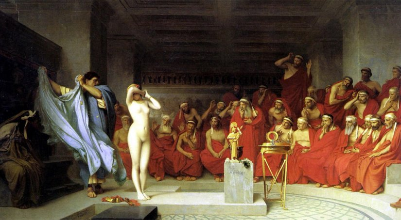 Λαΐδα, η πιο διάσημη πόρνη της Κορίνθου. Η τιμωρίας της εταίρας στον φιλόσοφο Διογένη που την περιφρονούσε και τα σενάρια για τον θάνατό της