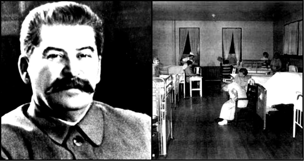 «Ή συμφωνείς μαζί μας ή είσαι τρελός». Ο αναγκαστικός εγκλεισμός σε ψυχιατρεία όσων διαφωνούσαν με το καθεστώς του Στάλιν. Τους χορηγούσαν βαριά φάρμακα για να έχουν απώλεια μνήμης