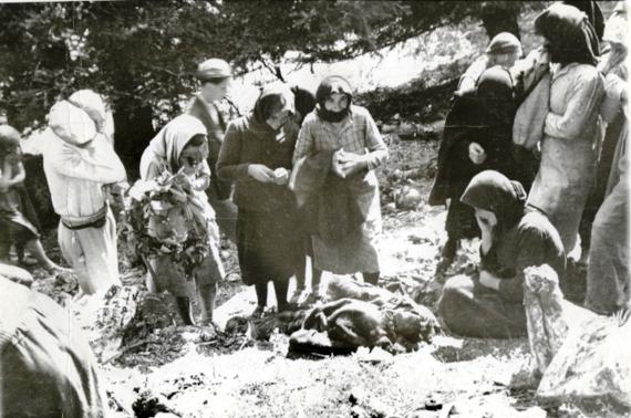 """""""Ο Γερμανός έβγαλε την ξιφολόγχη και την κάρφωσε στην πλάτη του βρέφους"""". Η σφαγή των Ναζί στους Λιγκιάδες Ιωαννίνων"""