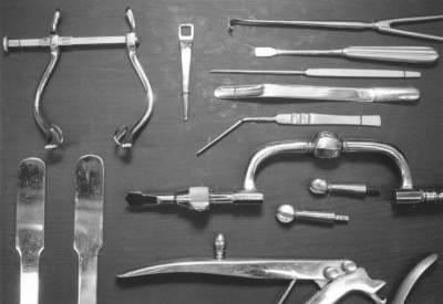 Εργαλεία για λοβοτομές