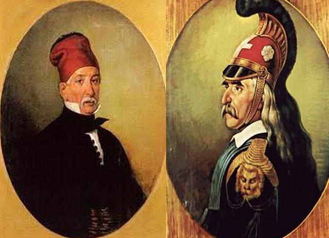 Ο Κολοκοτρώνης ήταν αρχηγός των κυβερνητικών υπό τον Κουντουριώτη