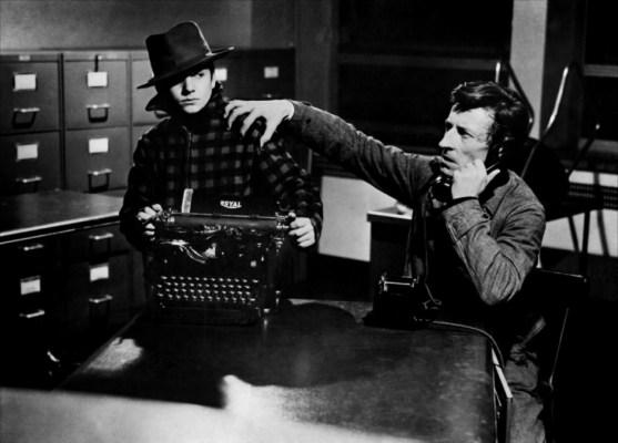 """Ο πρωταγωνιστής της ταινίας """"400 Χτυπήματα"""" έκλεψε μία γραφομηχανή, όπως και ο Τριφό"""