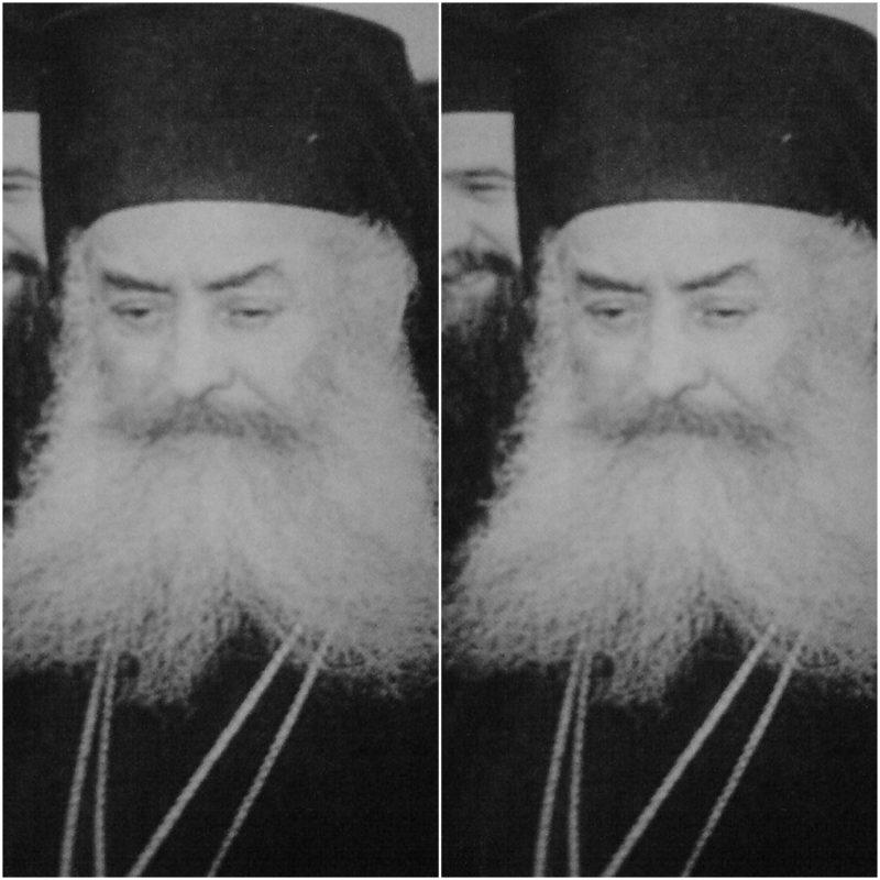 """Σεραφείμ. Ο αντάρτης που έγινε Αρχιεπίσκοπος. Οπλοφορούσε, έβριζε και διοικούσε με σταθερό και """"βαρύ"""" χέρι την εκκλησία"""