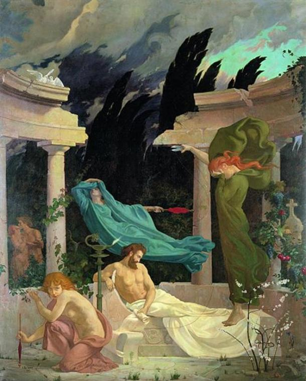 The-Fates-by-Claude