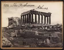 Parthenon 1866
