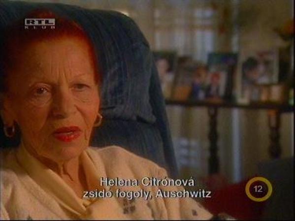 Η Ελένα Σιτρόνοβα το 2003