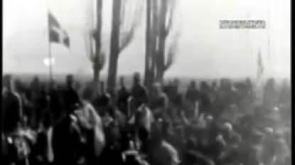 26 Οκτωβρίου 1912. Η ενθουσιώδης υποδοχή του ελληνικού στρατού στην ελεύθερη Θεσσαλονίκη