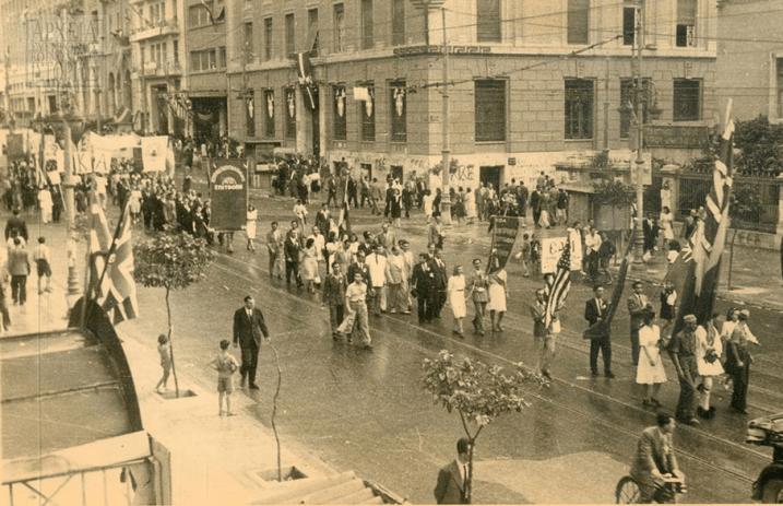 Αθήνα ελεύθερη 1944