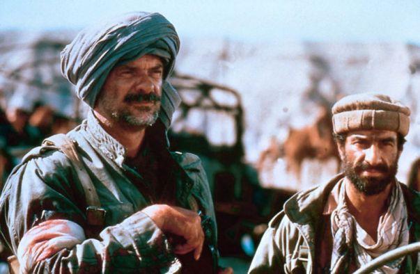 Στην ταινία Rambo III