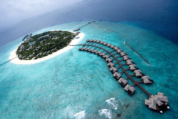 O επίγειος παράδεισος του Ινδικού Ωκεανού