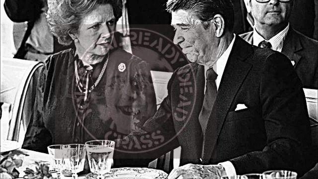 """Το """"Θάτσεργκεϊτ"""" ήταν φάρσα του πανκ συγκροτήματος Crass! Η περιβόητη κασέτα με τη συζήτηση Ρήγκαν και Θάτσερ για τα Φόκλαντ και την πυρηνική αναμέτρηση με τους Σοβιετικούς. Οι Αμερικανοί θα βομβάρδιζαν το Λονδίνο!"""
