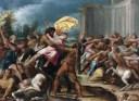 Η αναμέτρηση Λαπιθών και Κενταύρων για τα μάτια της Ιπποδάμειας, ενέπνευσε τον Φειδία να αναπαραστήσει την κενταυρομαχία στον Παρθενώνα. Πως ο Θησέας εκδίωξε τα τερατόμορφα πλάσματα από το Πήλιο