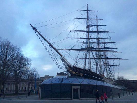 Το πλοίο είναι σήμερα μουσείο στο Λονδίνο.
