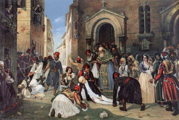 Η δολοφονία του Ιωάννη Καποδίστρια, Διονύσιος Τσόκος, 1850