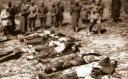Το ολοκαύτωμα των Ιταλών στο Δομένικο της Λάρισας έγινε με τη συνεργασία του διορισμένου δοσίλογου προέδρου. Εκτελέστηκαν 194 άμαχοι και βασάνισαν μέχρι θανάτου τον ιερέα