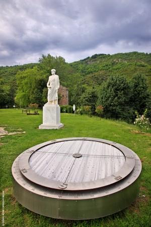 Ένα άλσος αφιερωμένο στον αρχαίο φιλόσοφο Αριστοτέλη