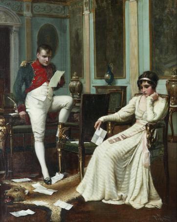 Ναπολέων και Ιωσηφίνα Βοναπάρτη