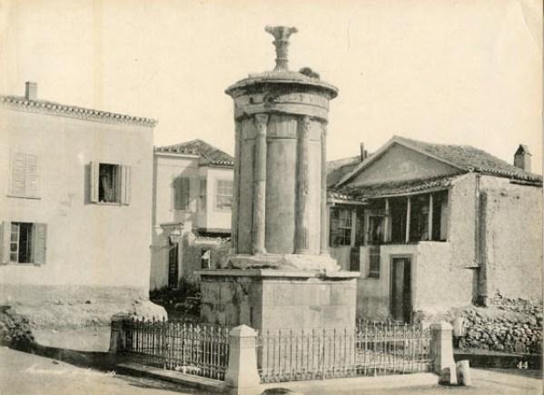 Το μνημείο του Λυσικράτη