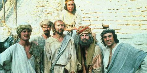 """Η """"βλάσφημη"""" ταινία που ένωσε όλους τους Χριστιανούς μετά από 2000 χρόνια! Το αριστούργημα των Monty Python, που σόκαρε τις μουσουλμάνες του Μαρόκου για ένα γυμνό πέος και ξεσήκωσε όλες τις θρησκευτικές ομάδες"""