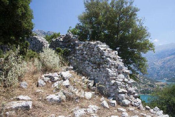 Όταν το Κάλλιον έπεσε στα χέρια των Τούρκων το κάστρο ερήμωσε
