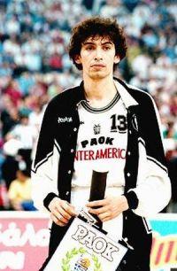Ο Φασούλας έπαιξε στον Παοκ από το 1979 έως το 1993. Κέρδισε ένα πρωτάθλημα, ένα κύπελλο και ένα κύπελλο Κυπελλούχων
