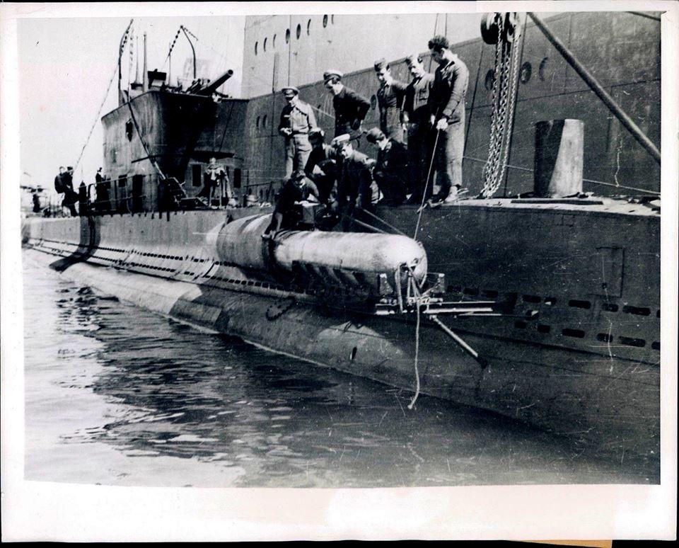 Η βύθιση του υποβρυχίου «Κατσώνης». Ο κυβερνήτης Λάσκος αμύνθηκε μέχρι τέλους με το πυροβόλο του καταστρώματος