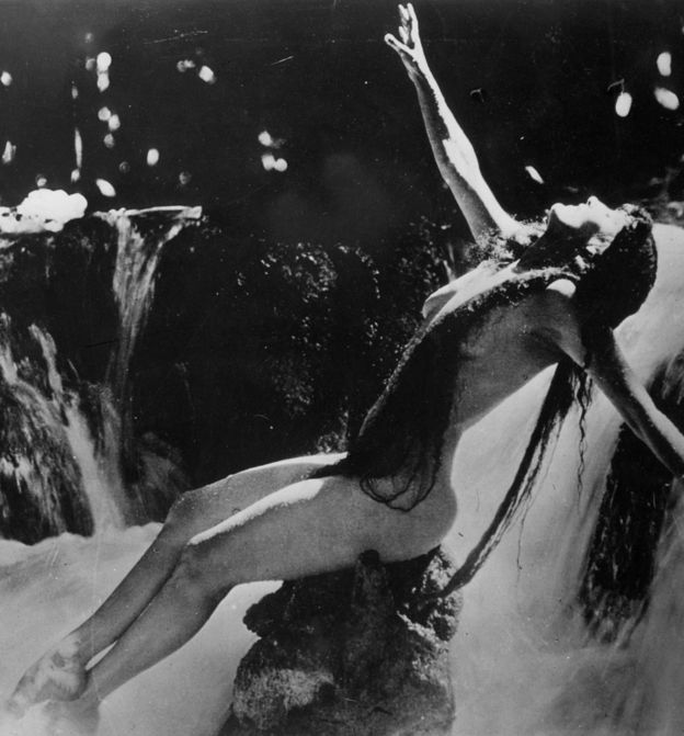 Banio - Annette Kellerman cine 2