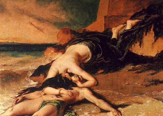 Ποιος είναι ο συγκινητικός μύθος που αποτέλεσε ένα από τα πρώτα ελληνικά έργα που τυπώθηκαν σε βιβλίο; Απαθανατίστηκε σε τοιχογραφίες της Πομπηίας και σε ρωμαϊκά νομίσματα