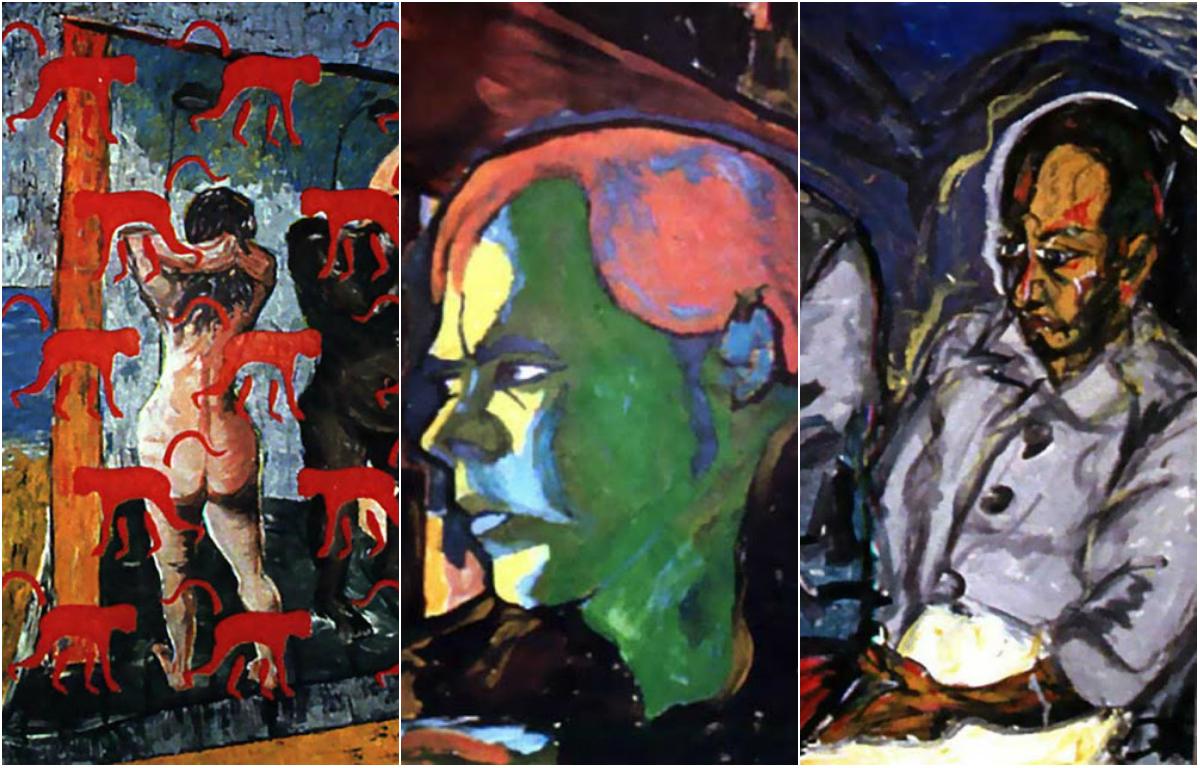 Oι πίνακες του  David Bowie, που δημιούργησε εκατοντάδες έργα. Ποιοι διάσημοι καλλιτέχνες ήταν τα μοντέλα του και από ποιους ζωγράφους επηρεάστηκε