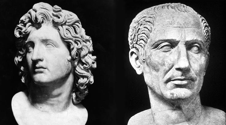 Πώς ο Μέγας Αλέξανδρος έχασε 45.000 άνδρες; Ποιος στρατάρχης είχε τις μεγαλύτερες απώλειες σε μάχη; Πόσα χιλιόμετρα διήνυσε σε μια ημέρα ο στρατός του Καίσαρα