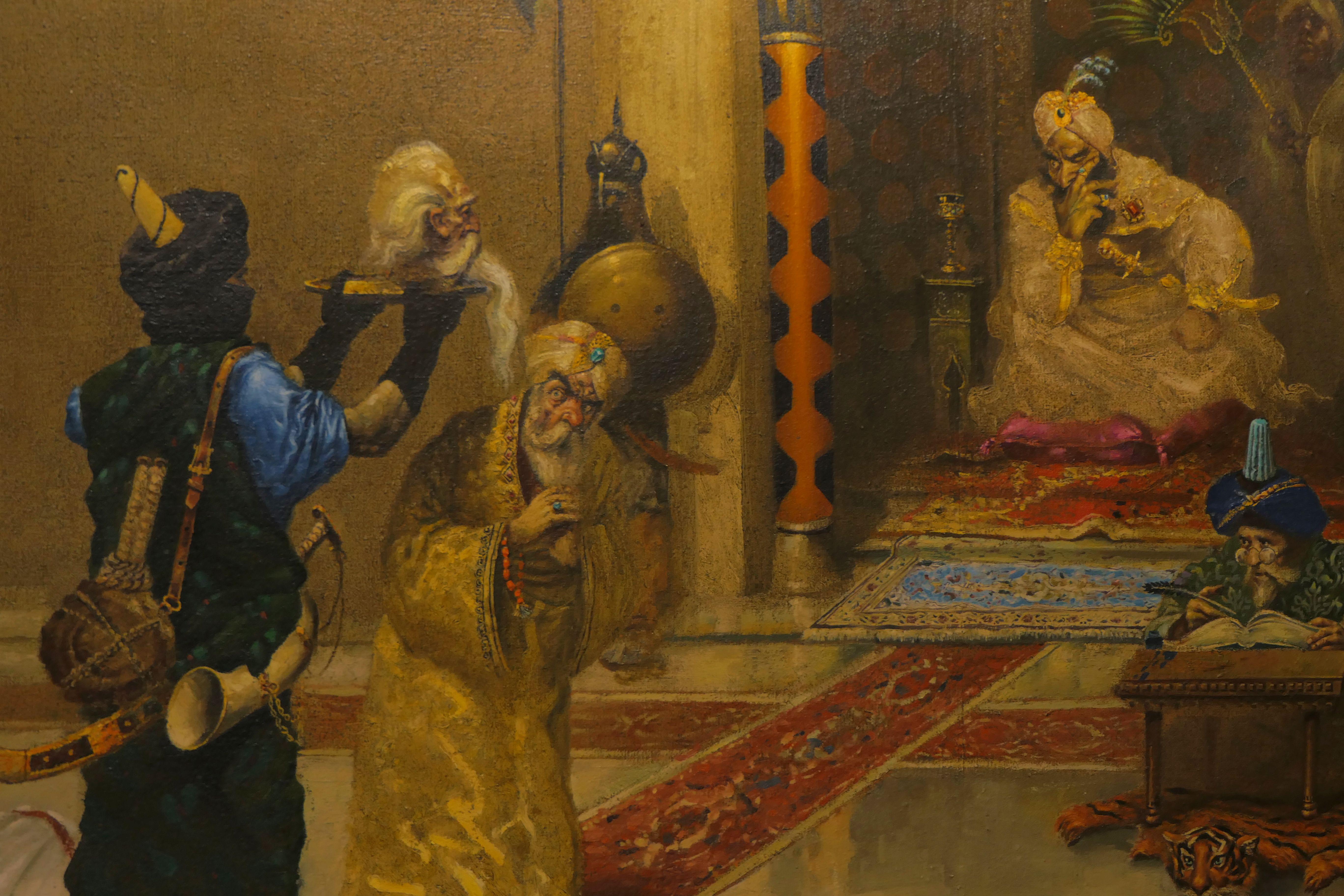 Ο αποκεφαλισμός του Αλή Πασά στο νησάκι των Ιωαννίνων. Γιατί ήρθε σε ρήξη με τον Σουλτάνο και ποιοι τον πρόδωσαν. Τι απέγινε ο Χουρσίτ πασάς που τον εξόντωσε