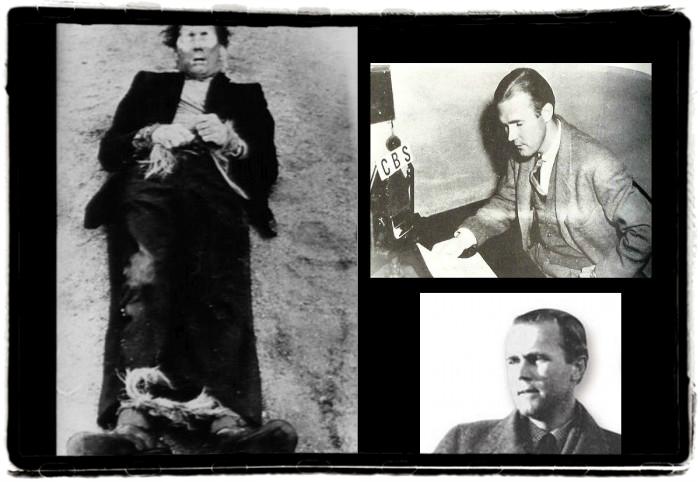 Η δολοφονία του αμερικανού δημοσιογράφου Τζωρτζ Πολκ στη Θεσσαλονίκη, λίγο πριν συναντηθεί με τον Μ.Βαφειάδη. Τα βασανιστήρια για να ομολογήσει ένας αθώος (βίντεο)