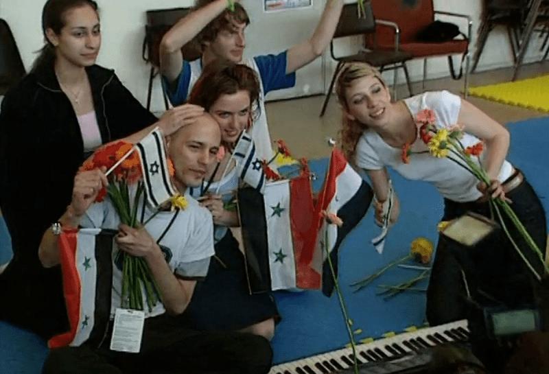 Το τραγούδι του Ισραήλ στη Eurovision το 2000, που το αποκήρυξαν και προσπάθησαν αν μην διαγωνισθεί στον τελικό. Το συγκρότημα είχε σημαίες της Συρίας και οι εικόνες στο βίντεοκλιπ ήταν «bisexual»