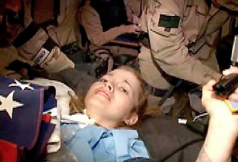 """""""Ήταν όλα ψέματα"""".  Η αμερικανίδα στρατιώτης που έγινε διάσημη, επειδή αιχμαλωτίστηκε και δήθεν βιάστηκε από τους Ιρακινούς. Η προπαγάνδα του Πενταγώνου και η αλήθεια"""