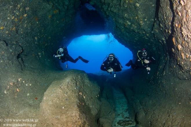 Σπήλαιο Ελεφάντων -είσοδος