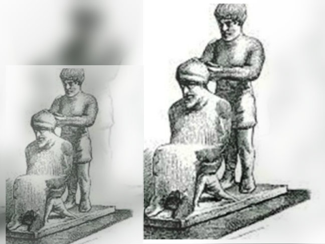 Ο κουρέας από τον Πειραιά που βασανίστηκε γιατί τους μετέφερε πρώτος στους Αθηναίους την είδηση για την ήττα στη Σικελία. Τον κατηγόρησαν για ψευδείς ειδήσεις