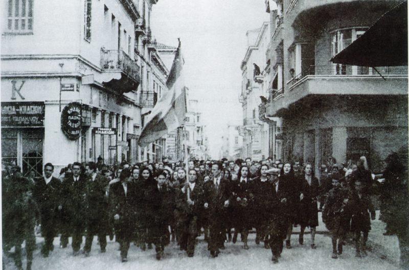 Ο αστυνομικός διοικητής που συγκάλυψε την εκτέλεση ενός Γερμανού αξιωματικού από ΕΛΑΣίτη και έσωσε το Παγκράτι από σκληρά αντίποινα. Για κάθε γερμανό στρατιώτη εκτελούνταν 50 Έλληνες